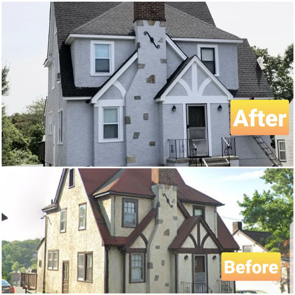 Give Your Home A Face Lift New Roof - House Trim  & Painting