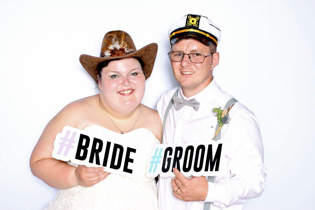 The Wedding of Josh & Britt