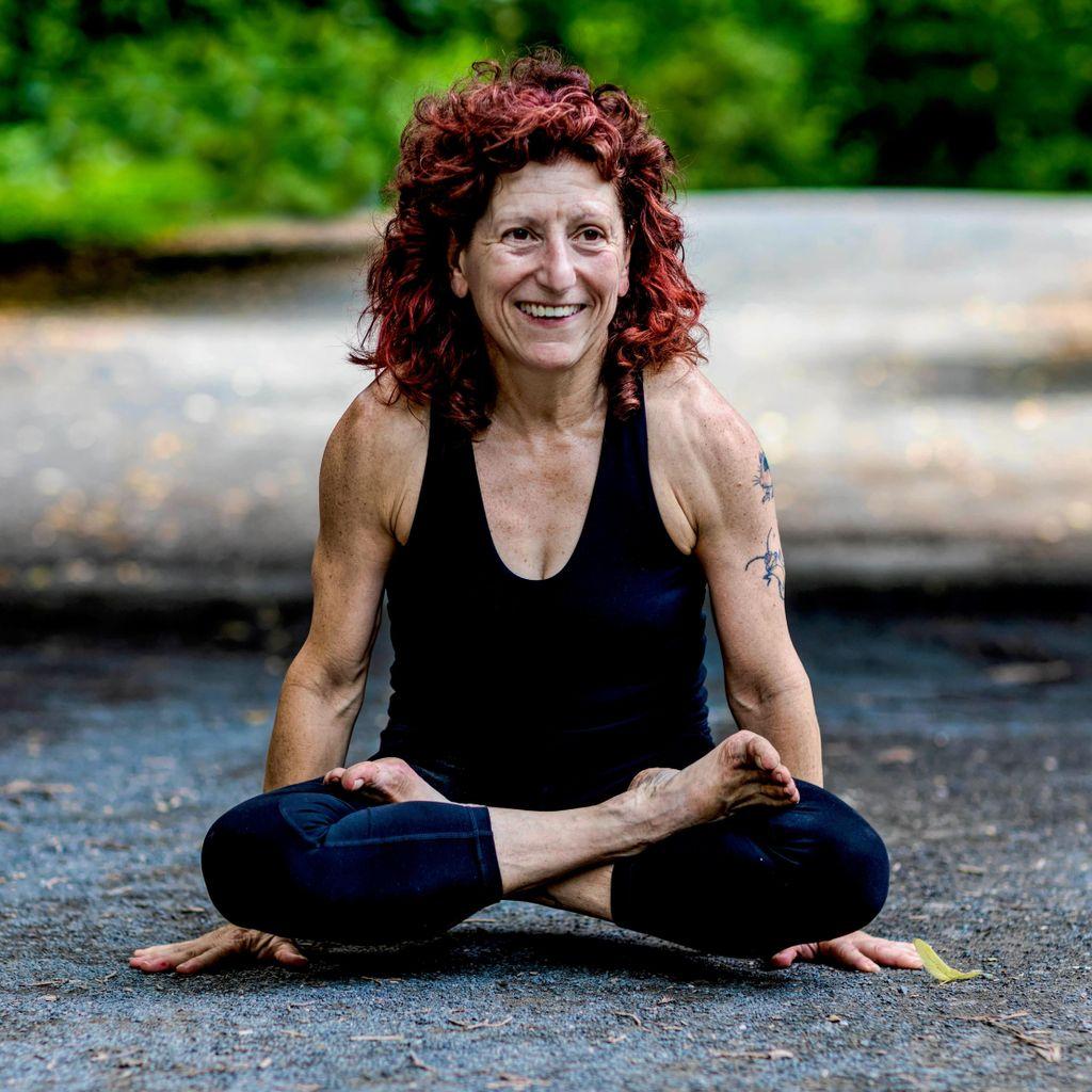 Lillian Cuthbert, Yoga Instructor