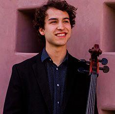 Jacob Barker - Cello Instructor