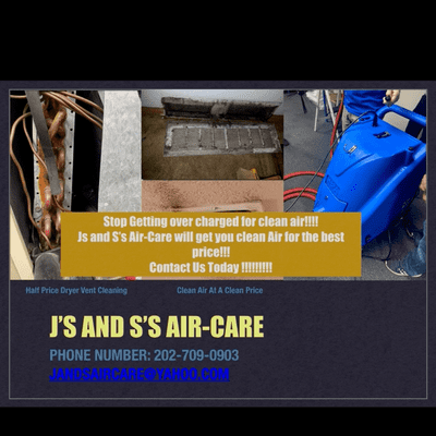 Avatar for Js and Ss Air-Care