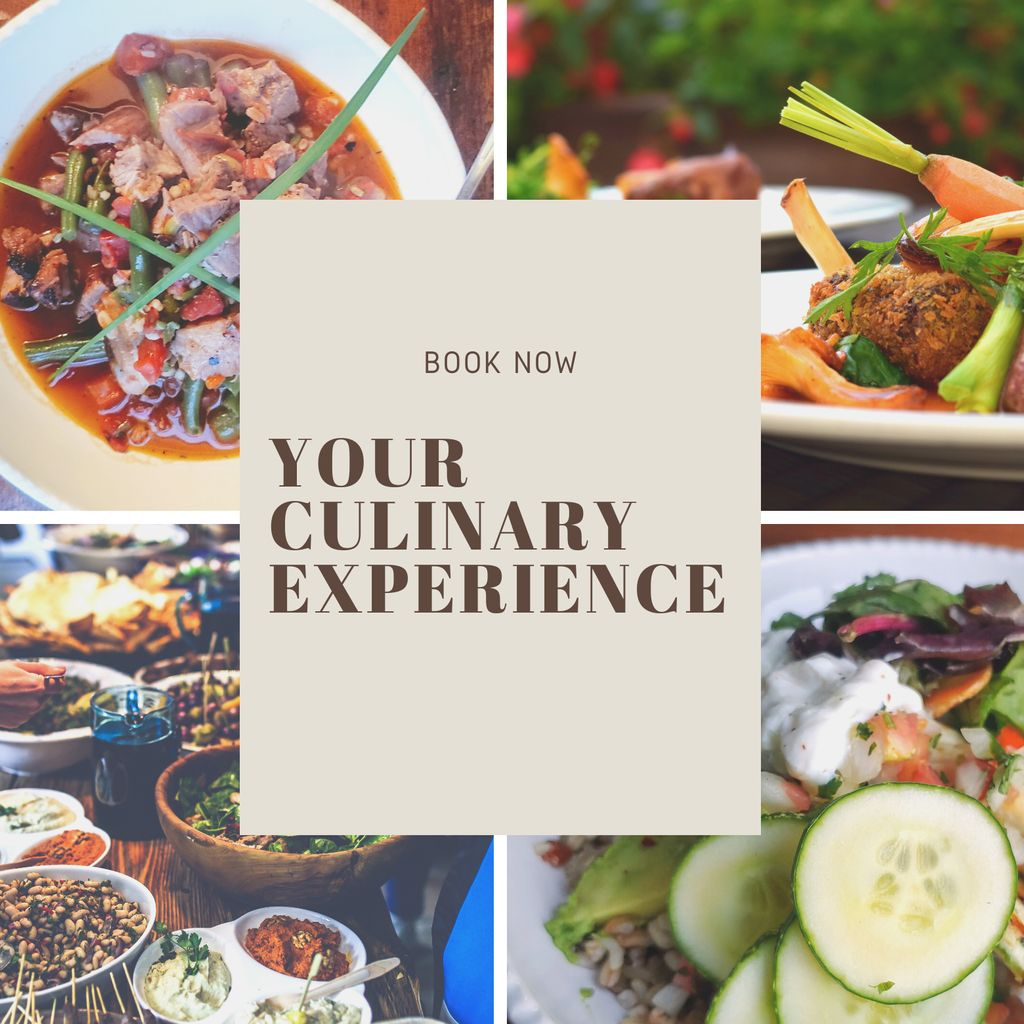 Your Culinary Experience