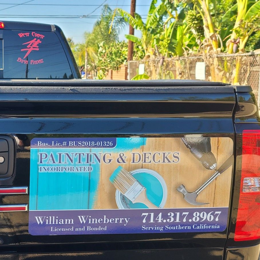 Williams Painting & Decking