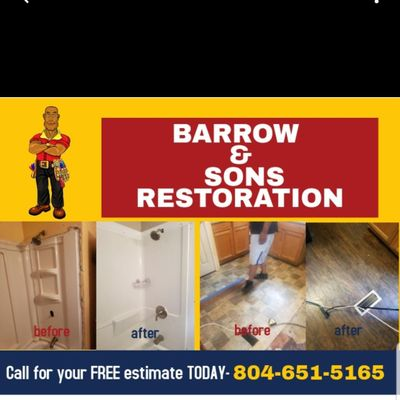 Avatar for Barrow & Sons Restoration LLC