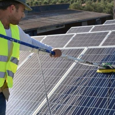 Avatar for Milnes solar panel cleaning and handyman services