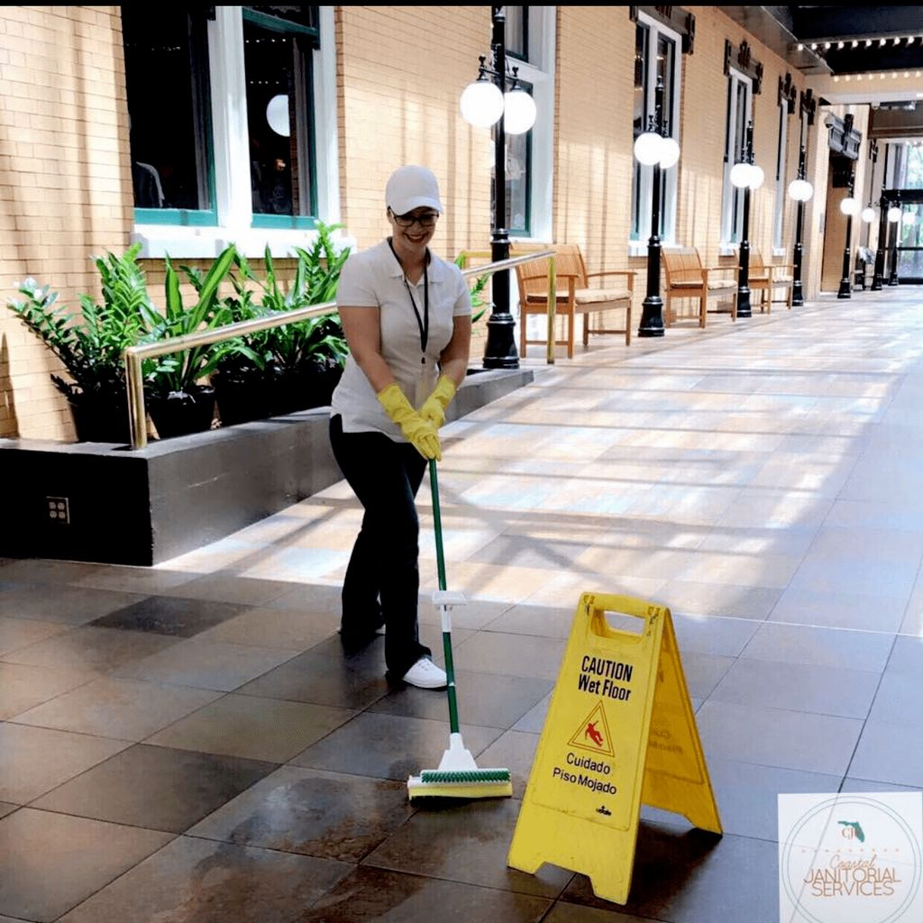 Coastal Janitorial Services