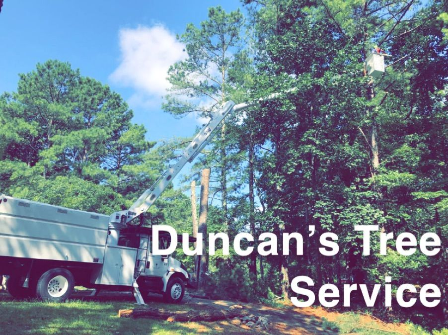 Duncan's Tree Service  & Disaster Relief