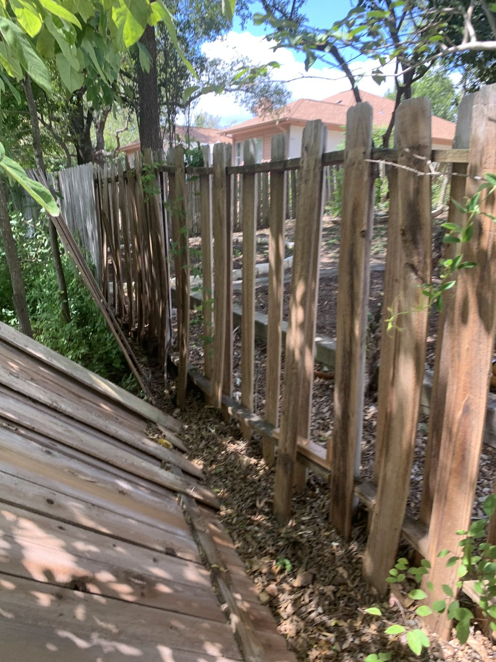Fence and Gate Repairs - Austin 2020