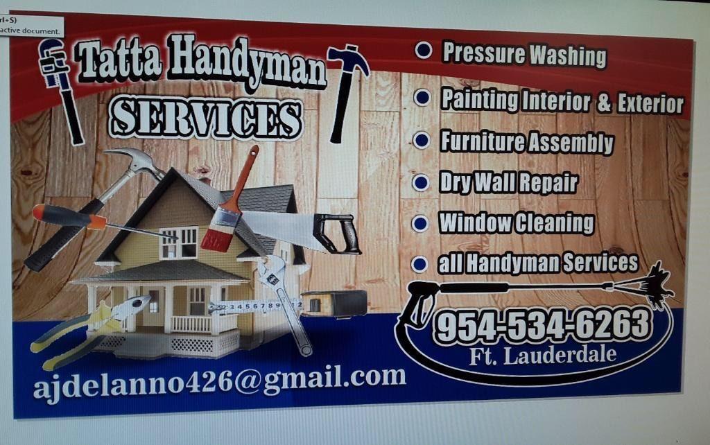 Tatta handyman services