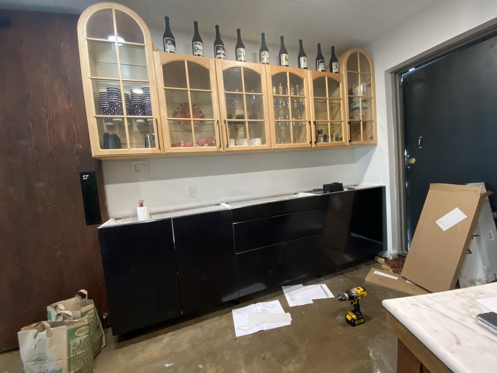 Ikea Base Cabinets