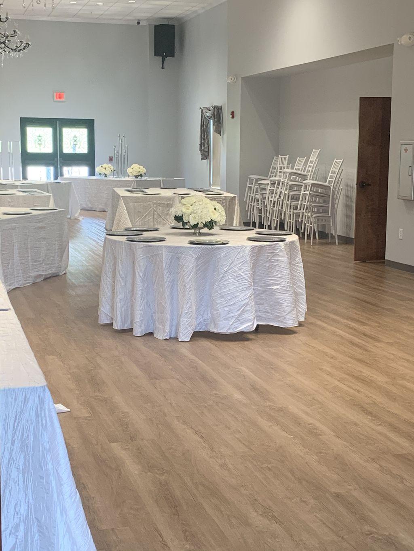 Wedding Venue Decoration and Coordination