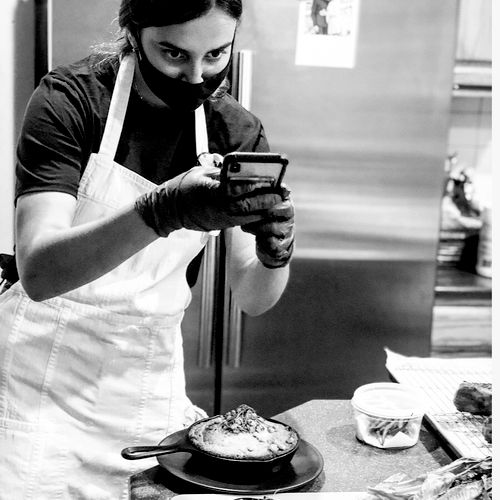 Cooking is about passion!