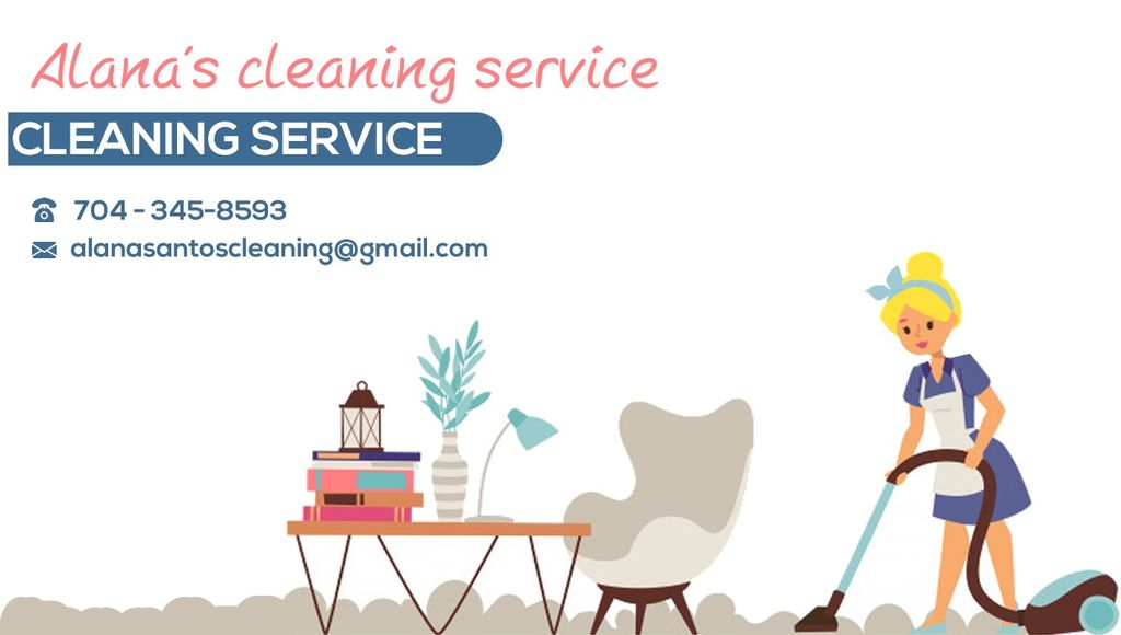 Alana's Cleaning Services.