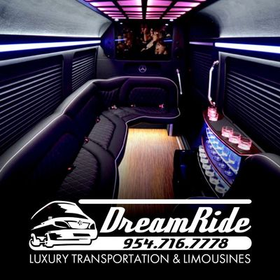 Avatar for DreamRide PartyBus Limo Sprinter dreamridellc