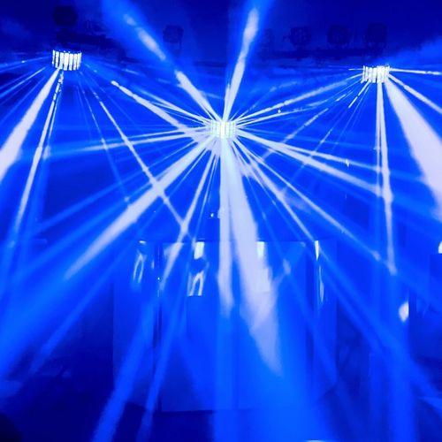 Mobile DJ Lights