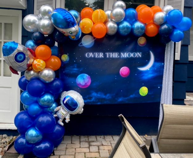 Space Theme Baby Shower