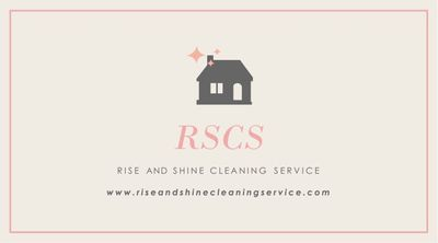 Avatar for Rise and Shine Cleaning Service