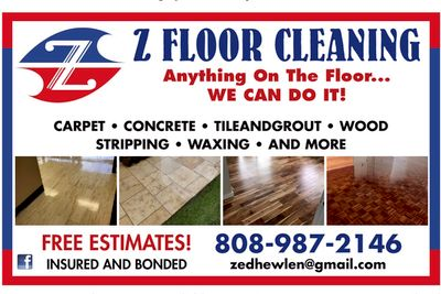 Avatar for Z Floor Cleaning LLC -UT