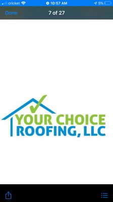 Avatar for Your Choice Roofing
