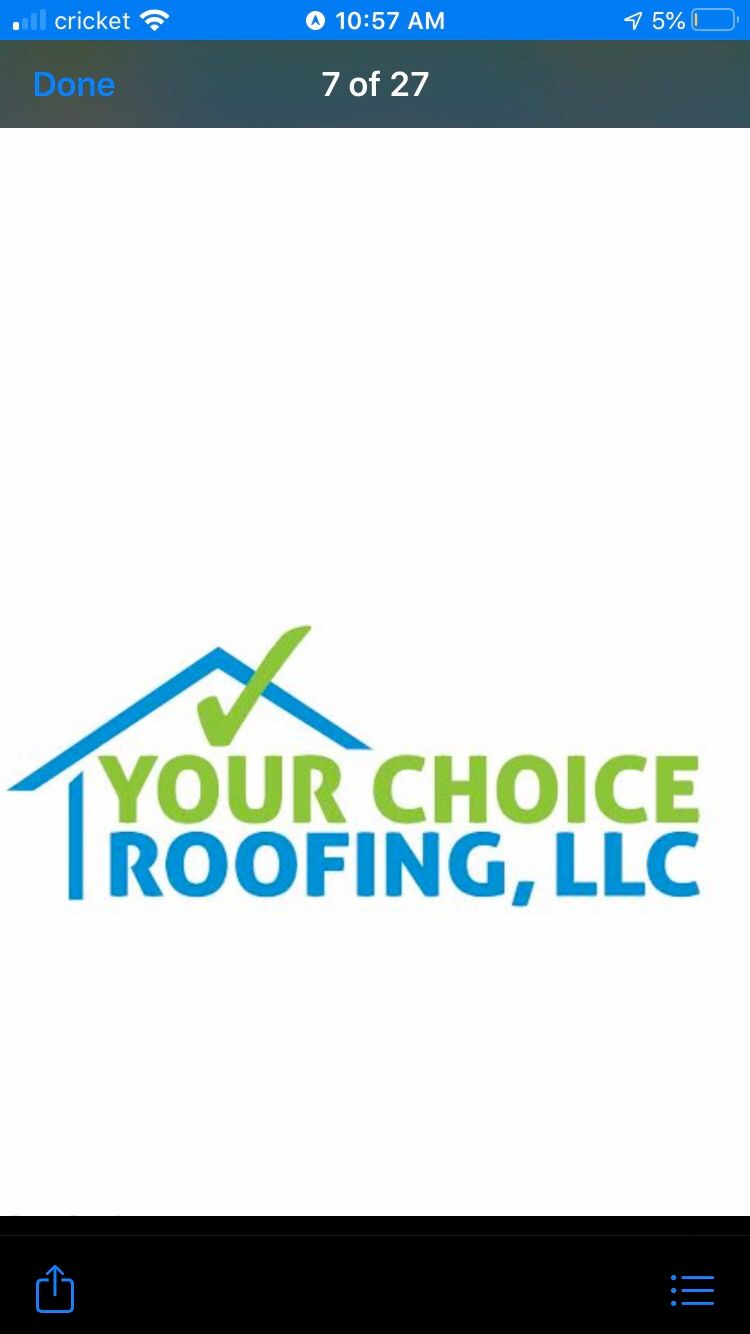 Your Choice Roofing