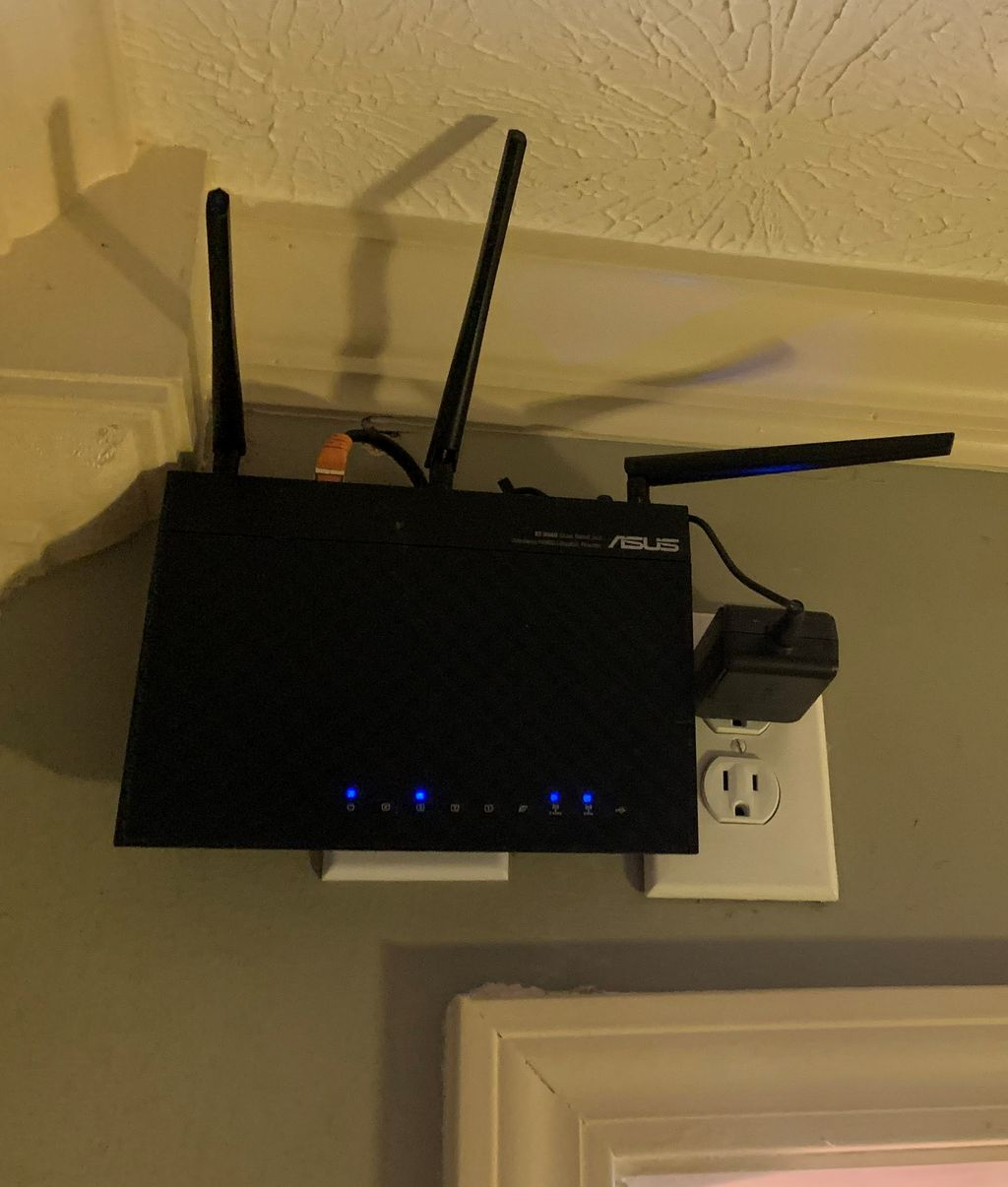 Expansion of Wifi Network, Home Office