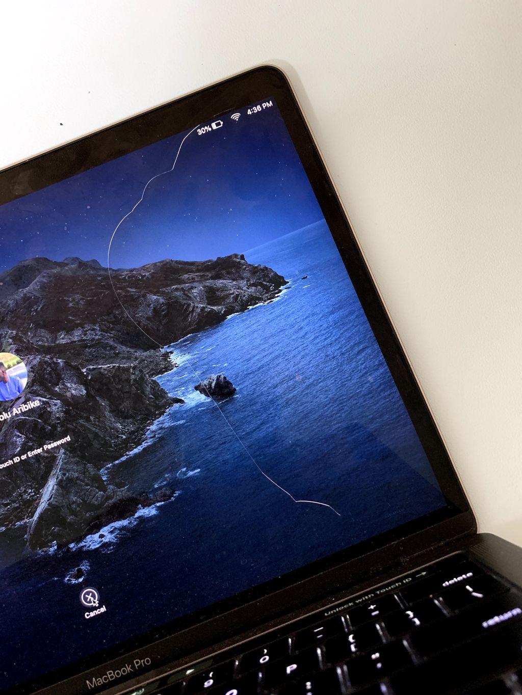 Screen Changer Mac-book Pro 13