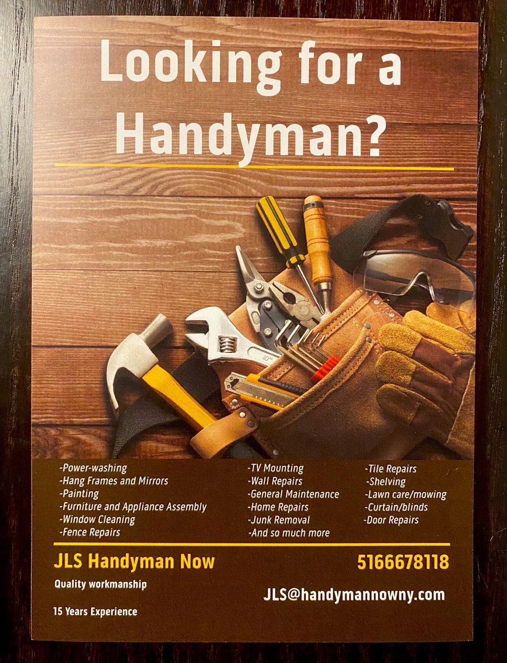JLS Handyman Now NY