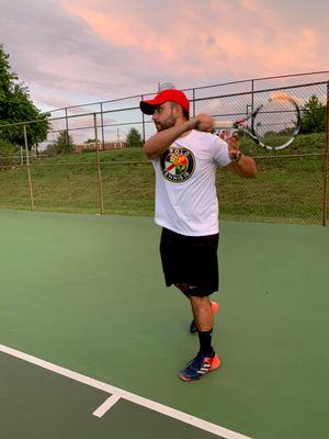 Avatar for Tennis Coach