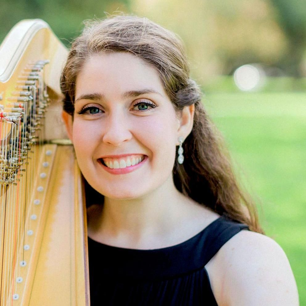 Heather Finley, Harpist