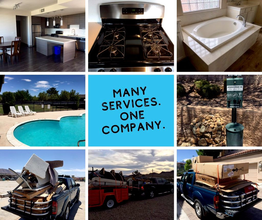 CE Services, LLC - Cleaning & Junk Removal