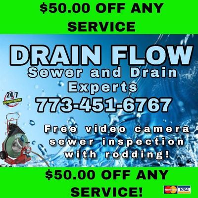 Avatar for Drain Flow Sewer and Drain Experts