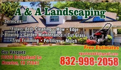 Avatar for A & A Landscaping