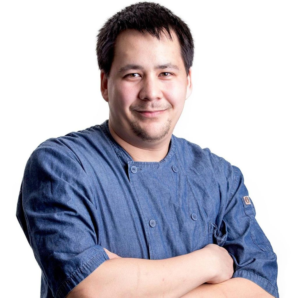 Chef Michael Cristobal