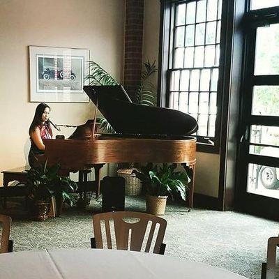 Avatar for Katherine Elise on the Keys: Vocalist/Pianist