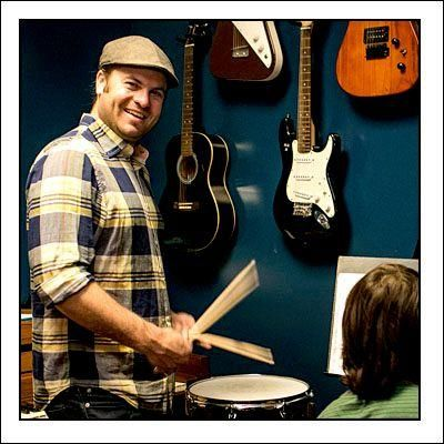 John Olsson Drum Lessons