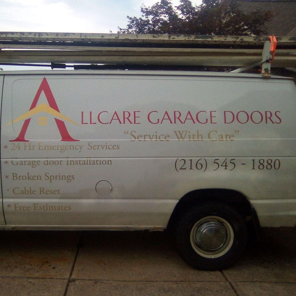 ALLCARE GARAGE DOORS