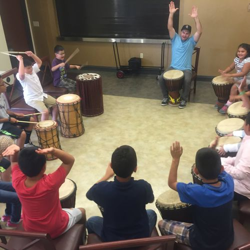 Group African Drumming Classes