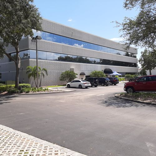 Our office in Tampa