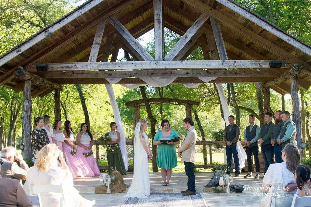 Wedding Ceremonies by Heather