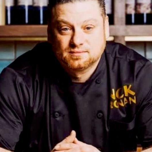 Personal Chef Nick Ronan