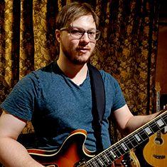 Ian Bryan-Sterba - Guitar Instructor