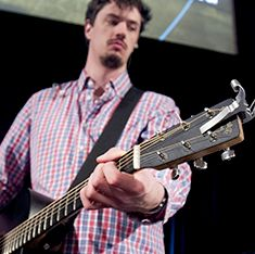 Tim Madden - Guitar Instructor