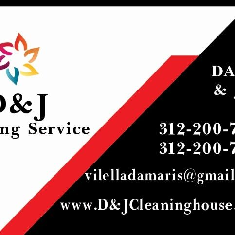 D&J cleaning  service