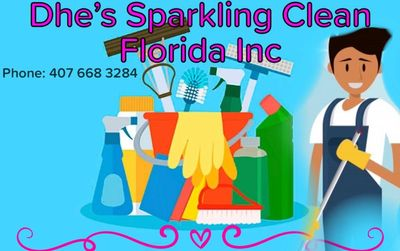 Avatar for DHE's Sparkling clean florida