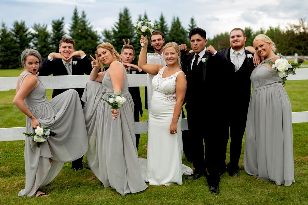 Kora and Pedro's Wedding