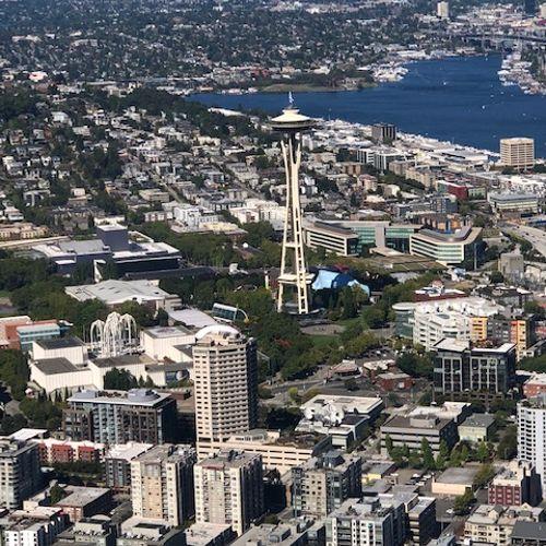 Bay Area-Seattle