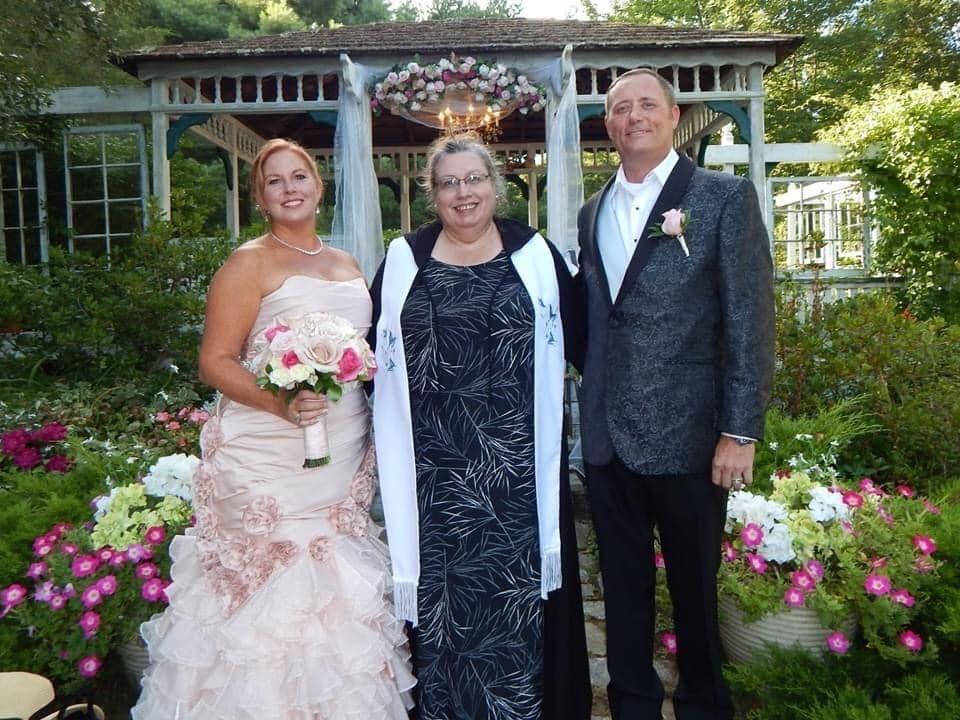 Wedding Officiant - Queensbury 2020