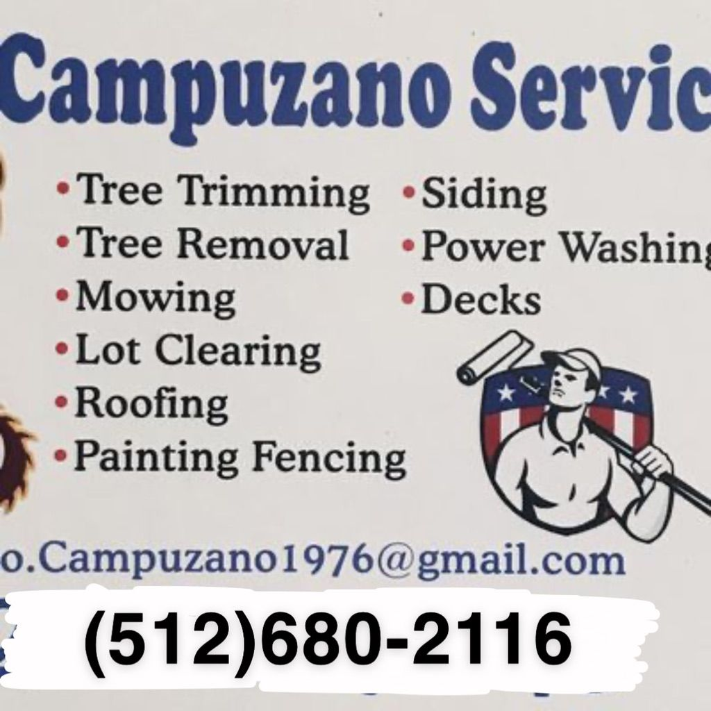 Campuzano Landscaping and Tree Trimming