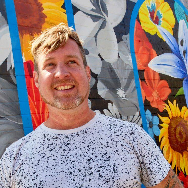 Brett Whitacre Murals and Custom Paintings