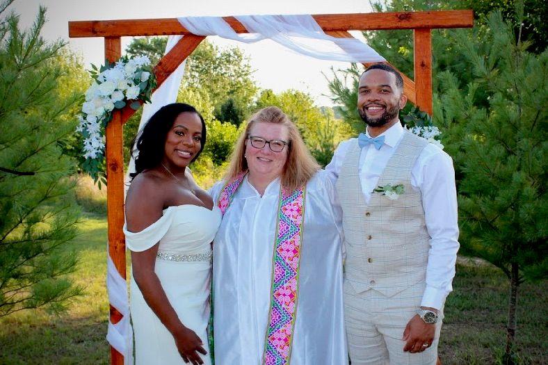 Wedding Officiant - Manchester 2020